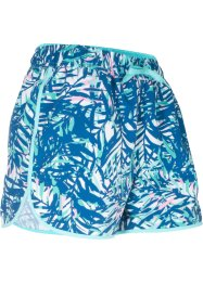 Short de sport en microfibre, imprimé, bpc bonprix collection