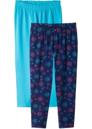 Lot de 2 leggings 3/4, bpc bonprix collection
