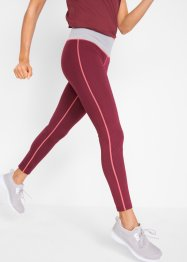 Legging de sport modelant, long, niveau 2, bpc bonprix collection