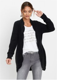 Gilet long en maille, bpc selection