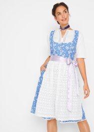 Dirndl avec patte de boutonnage, bpc bonprix collection