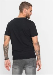 T-shirt Slim Fit imprimé, RAINBOW