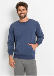Sweat col rond en piqué, bpc bonprix collection