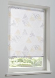 Store brise-vue motif triangles, bpc living bonprix collection