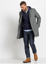 Manteau court avec col revers, bpc selection
