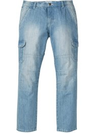 Jean cargo Regular Fit Straight, John Baner JEANSWEAR