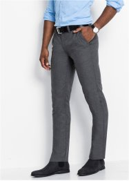 Pantalon chino à empiècement taille confortable aspect laine, bpc selection