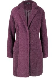 Manteau court en fourrure peluche, bpc bonprix collection