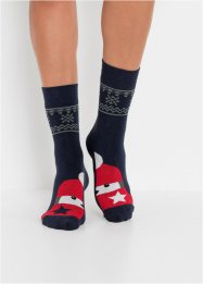 Lot de 3 paires de chaussettes thermo mixtes, bpc bonprix collection