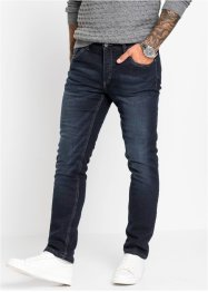 Jean thermo extensible avec doublure polaire Slim Fit Straight, RAINBOW