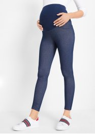 Legging de grossesse thermo imitation jean, bpc bonprix collection