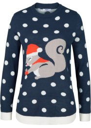 Pull à motif de Noël, bpc bonprix collection