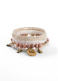 Bracelets (Ens. 6 pces.), bpc bonprix collection