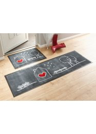 Tapis de protection motif dessin, bpc living bonprix collection