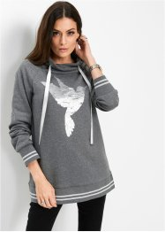 Sweat-shirt long, bpc selection premium