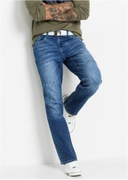 Jean power-stretch Regular Fit Straight, John Baner JEANSWEAR