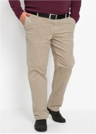 Pantalon chino en velours côtelé, bpc selection