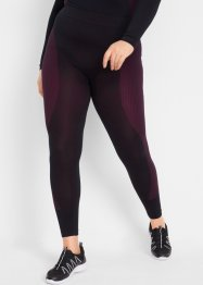 Legging thermo sans coutures, niveau 2, bpc bonprix collection