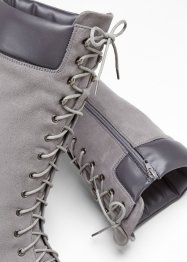 Bottes à lacets, bpc bonprix collection