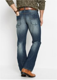 Jean Regular Fit, Bootcut, John Baner JEANSWEAR