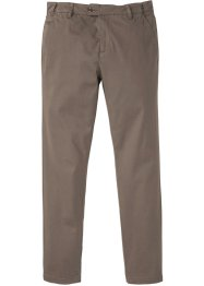 Pantalon chino à empiècement taille confortable, Regular Fit, bpc selection