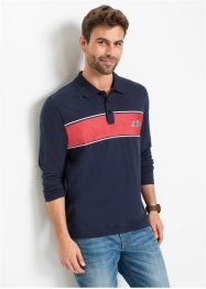 Polo manches longues, John Baner JEANSWEAR
