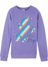 Sweat-shirt fille, bpc bonprix collection
