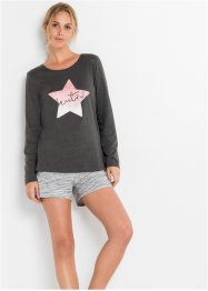T-shirt de pyjama, bpc bonprix collection