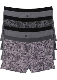 Lot de 4 boxers femme, bpc selection