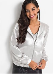 Blouson en satin : Must-Have, BODYFLIRT