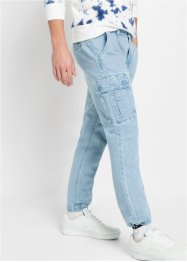 Jean cargo Regular Fit Straight, RAINBOW