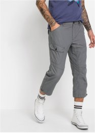 Pantalon 7/8 Loose Fit Straight, RAINBOW