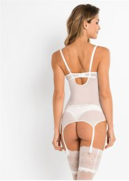 Top porte-jarretelles, BODYFLIRT