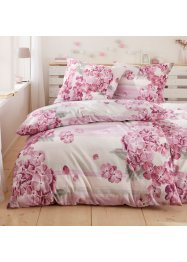 Parure de lit motif floral, bpc living bonprix collection