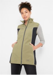 Gilet sans manches softshell fonctionnel, bpc bonprix collection