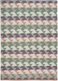Tapis kilim motif géométrique, bpc living bonprix collection