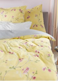 Parure de lit réversible à motif floral, bpc living bonprix collection