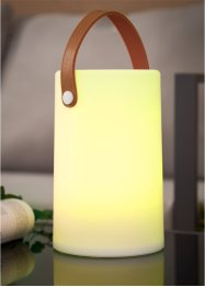 Lampe de table d'extérieur LED USB, bpc living bonprix collection