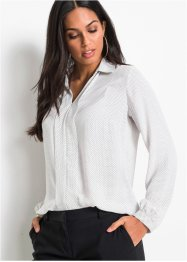 Blouse ample à pois, bpc selection