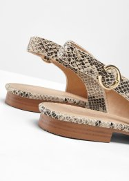 Ballerines en cuir, bpc selection premium