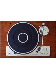Tapis de protection motif disque vinyle, bpc living bonprix collection