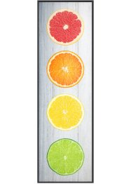 Tapis de protection motif fruits, bpc living bonprix collection
