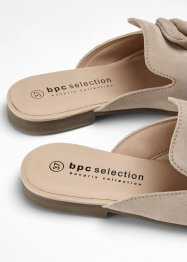 Mules en cuir, bpc selection