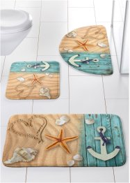 Tapis salle de bain à mémoire de forme, bpc living bonprix collection