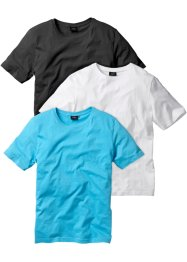 Lot de 3 T-shirts, bpc bonprix collection