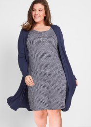 Robe 2 en 1, manches longues, bpc bonprix collection