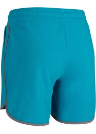 Lot de 2 shorts de sport confortables en matière stretch, bpc bonprix collection