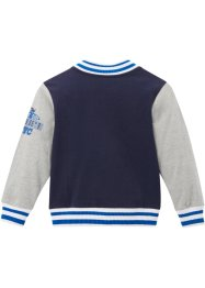 Blouson sweat-shirt style Campus, bpc bonprix collection