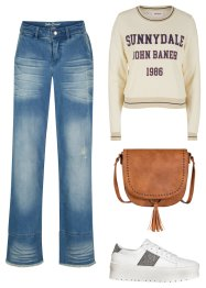 Sweat-shirt, John Baner JEANSWEAR