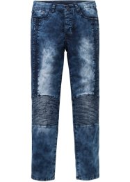 Jean extensible Slim Fit, Straight, RAINBOW